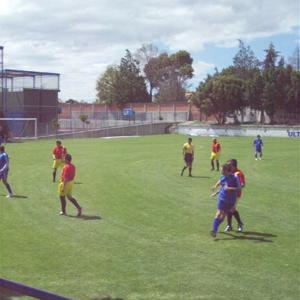 6ta Copa futbol veteranos Nuestra Señora del Pilar 2008