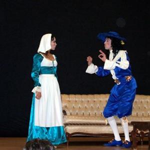 Obra de teatro «Tartufo»