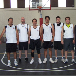 Juegos de basquetbol de primavera 2009
