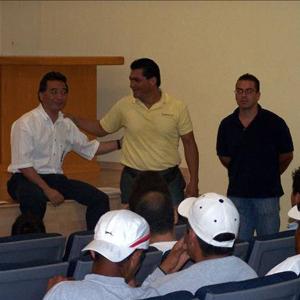 Campamento de verano 2007