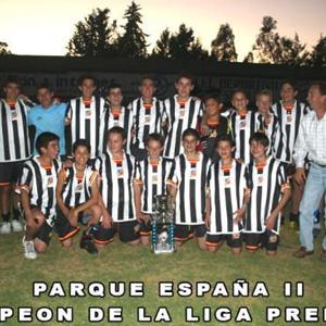 Ganadores de la liga premier de fútbol
