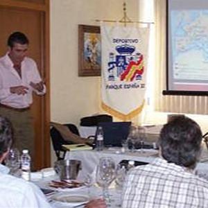 Curso de Cata de vinos 2007