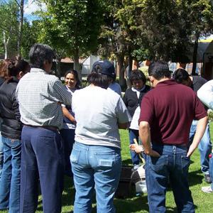 Curso creando conciencia 2009