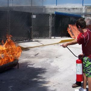 Curso prevención quemaduras 2008