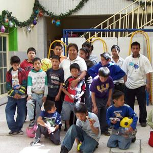 Donación de juguetes 2009