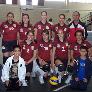 Gran final de voleibol de la liga VW 2009