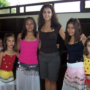Flamenco y danza árabe 2009