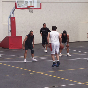 Promocional de basquetbol mayo 2009