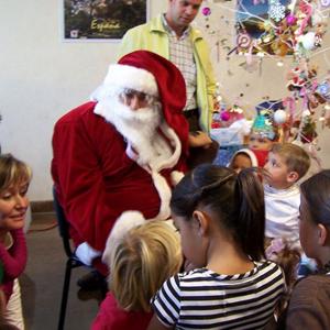 Santa Claus 2008