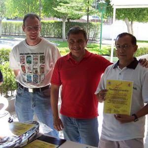 Squash verano 2008