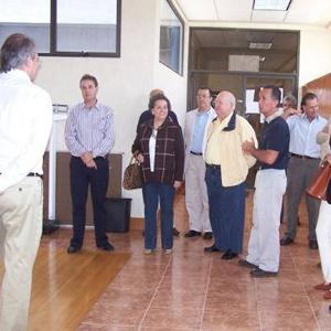 Visita del Cónsul 2007