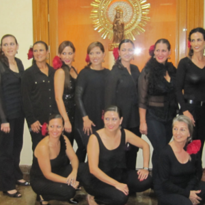 Festival flamenco, junio 2014
