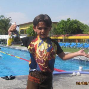 Festival deportivo del día del niño 2013