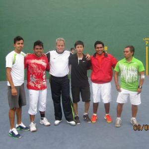 Torneo del día del padre Rafael Aja Guardiola 2013