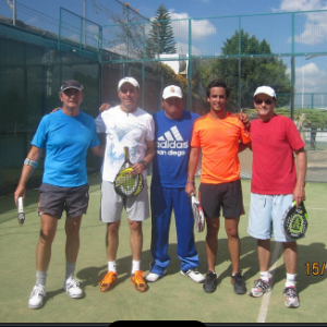 Torneo del pavo de Pádel 2013