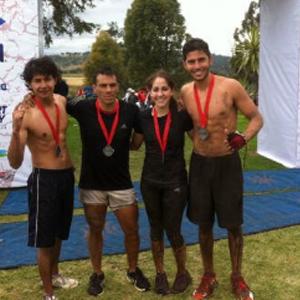 Boxeo Parque España II 2013