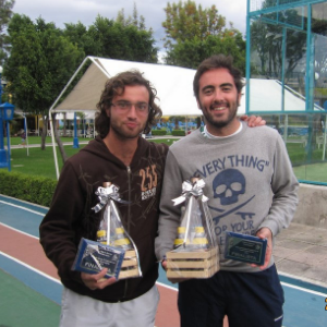 Torneo de pádel de nuestra Señora del Pilar 2013