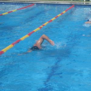 Maratón acuático 2013