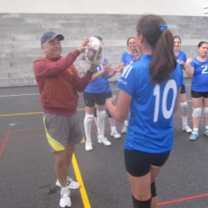 Torneo del pavo de voleibol femenil 2013