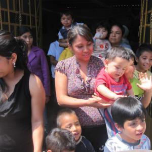 Donación del día del niño 2014