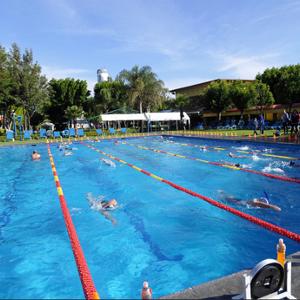Maratón acuático 2014
