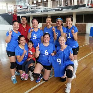 Copa Jenkins de voleibol femenil 2014