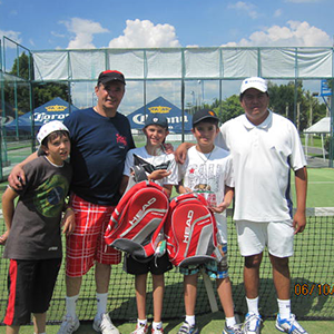 Torneos de raqueta de nuestra Señora del Pilar 2012
