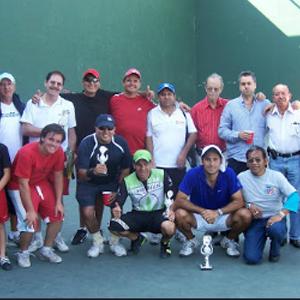 Torneo de frontenis 2010