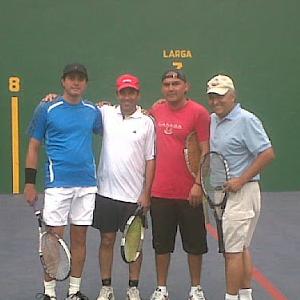 Torneo de verano de frontenis 2011