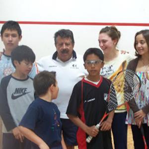 Torneo de squash 2010
