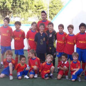 Nuevo uniforme de fútbol 2010