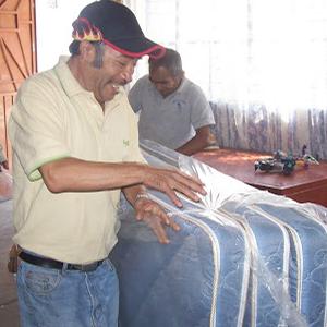 Donación casa hogar 2011