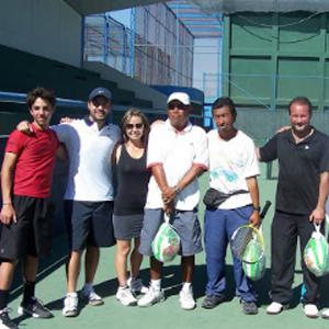 Torneo del pavo de tenis y pádel 2010