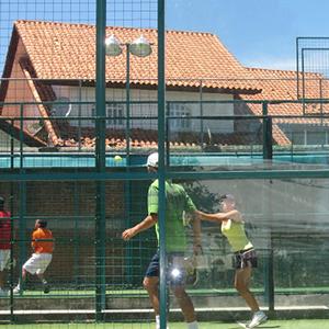 Torneo de raquetas de nuestra señora del Pilar 2011