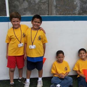 Campamento de verano 2010