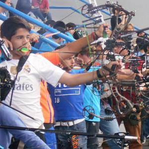 Torneo de Tiro con Arco Parque España 2015