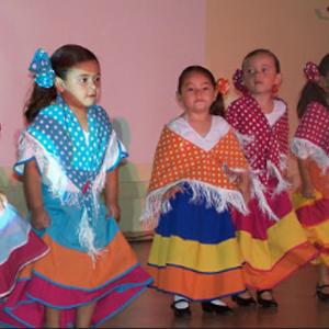 Festival de primavera de flamenco y danza árabe 2010