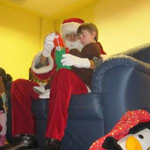 Visita Santa Claus 2011