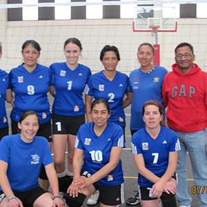 Torneo de reyes de voleibol 2012