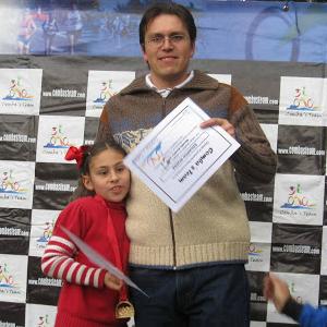 Maratón acuático 2011