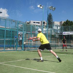 Torneo de raqueta 2016