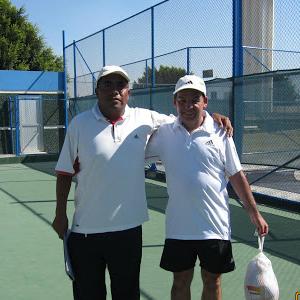 Torneos del pavo de raqueta 2011