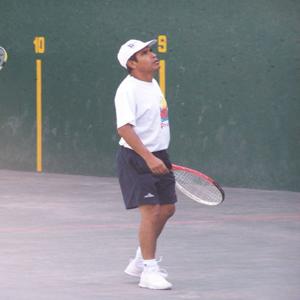 Torneo de frontón 2009
