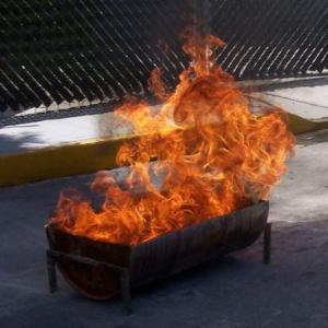Curso de Manejo de Extintores 2009