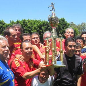 Campeones Trujillo Soccer 2014