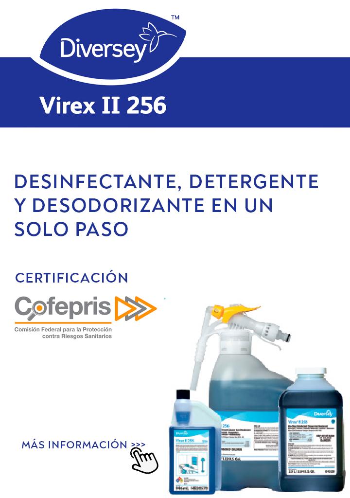 Virex II 256